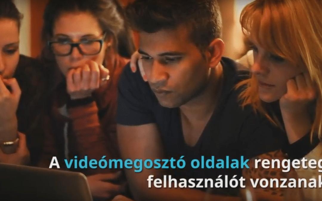 Legfontosabb magyar és nemzetközi videómegosztó oldalak